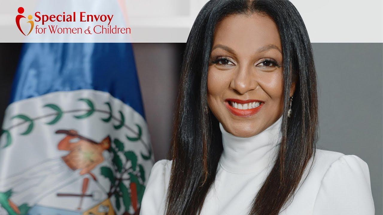 Kim Simplis Barrow | Special Envoy for Women and Children, Belize | 2008 - 2020