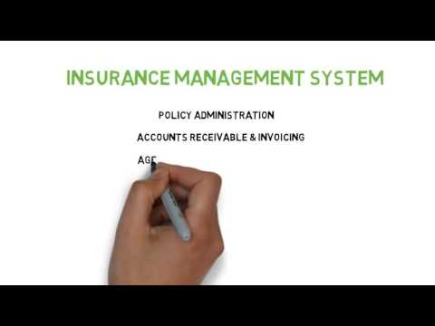 insurance management system topic