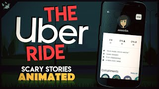 The Uber Ride - Scary Stories Animated