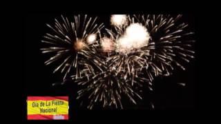 Fiesta Nacional de España 2016 (PIROTECNIA) / National Day of Spain (Fireworks)