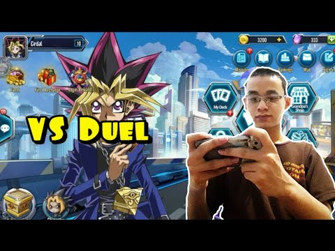YU-GI-OH Duel League Android ( VS Duel )