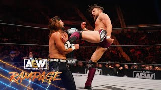 Bryan Danielson Said He Wanted The Elite. What Happened When He Got Them? | AEW Rampage, 10/1/21