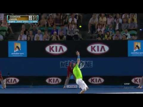 Australian Open 2012 Mens Finals Novak Djokovic vs Rafael Nadal
