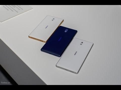 Tinhte.vn | Trên tay Nokia 3 | MWC17