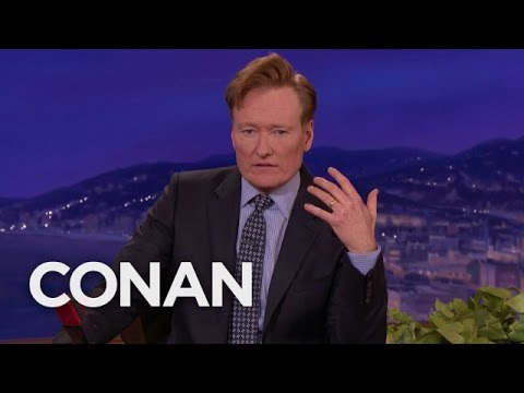 Conan Remembers Bill Paxton   CONAN on TBS