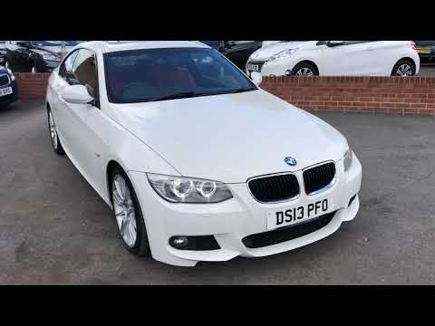 2013 BMW 320d M Sport Automatic - Catalina Of Stanningley