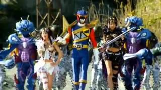 power rangers hexagon the movie dinosaur warlords fan opening