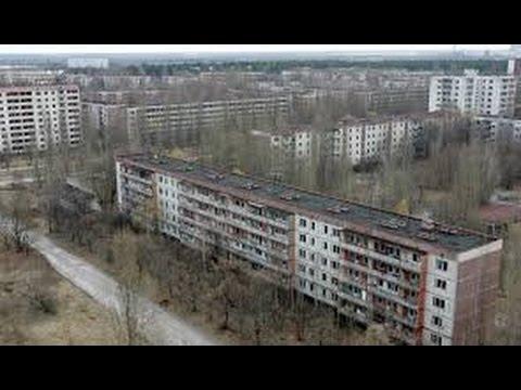 Les 5 lieux abandonné sur terre