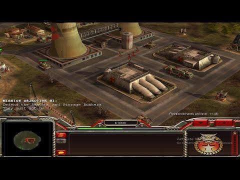 Command & Conquer General Zero Hour Chinese Army#14تختيم لعبة كوماندر اند كونكر