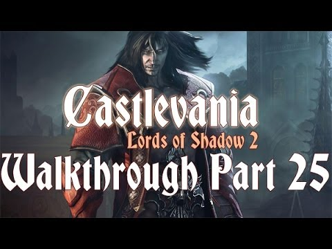 Castlevania: Lords of Shadow 2 110% Walkthrough 25 ( Overlook Tower ) Past Backtracking Finished