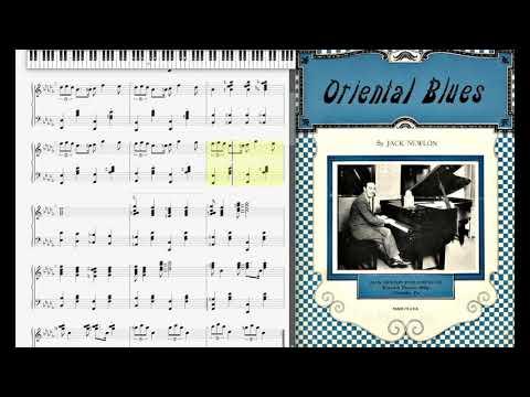 Oriental Blues by Jack Newlon 1933