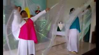 Danza Christine D'Clario-Gloria en lo Alto