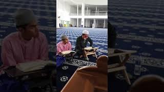 Download Talaqqi Qari Husaini bersama Dr Anuar Hasin - Bayyati, Hijaz, Nahawand, Rast - 19-12-17