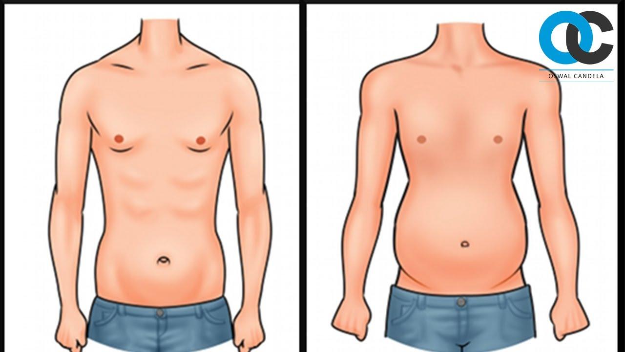 Como quemar grasa pectoral y abdominal