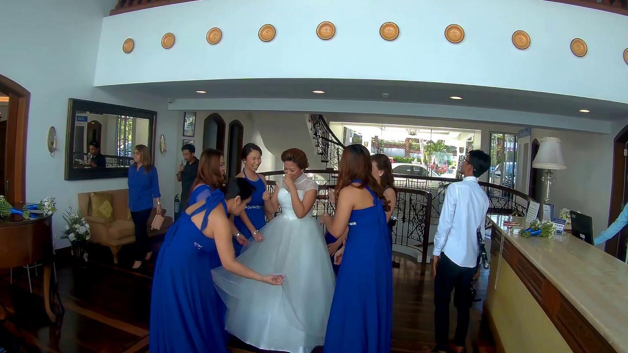 The Bridesmaids Kevin Jenny Wedding Bts Part 1