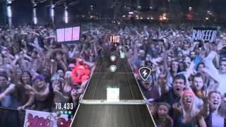 Guitar Hero Live Bangarang (Skrillex)