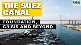 The Suez Canal: Foundation, Crisis and Beyond
