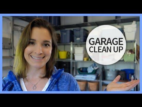 Garage Clean Up | Spring 2015