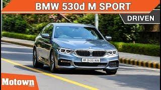 BMW 530d M Sport driven | Motown India