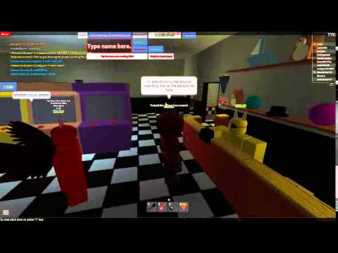 Roblox fnaf players online game now youtube