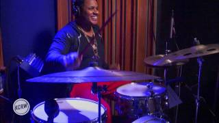 "Kamasi Washington performing ""Re Run Home"" Live on KCRW"