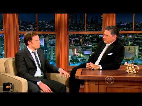 2012.09.28 - Michael C. Hall & Martha Plimpton - The Late Late Show with Craig Ferguson