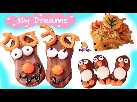 О ЧЕМ Я МЕЧТАЮ! Amazing Cookies Ideas - Easy Dessert Recipes - ПРОСТЫЕ РЕЦЕПТЫ ПЕЧЕНЬЯ