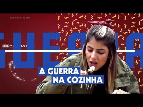 Chef Tati Dias relembra as polêmicas na cozinha da Fazenda thumbnail