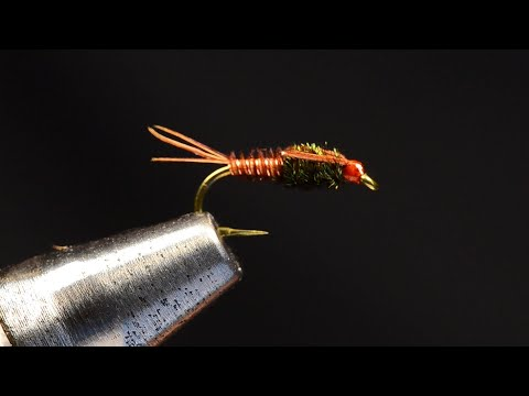 Pheasant Tail - Tied By Charlie Craven