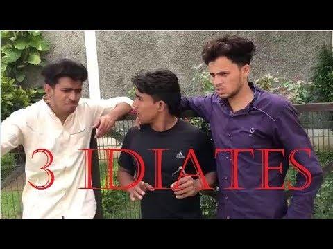 comady three idiates with jain saifi, All Rounder thumbnail
