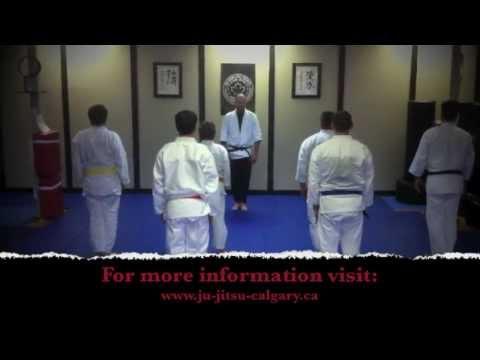 Ju-Jitsu-Calgary Adult Class