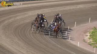 Vidéo de la course PMU PRIX SVENSK TRAVSPORTS UNGHASTSERIE - TREARINGSLOPP STON