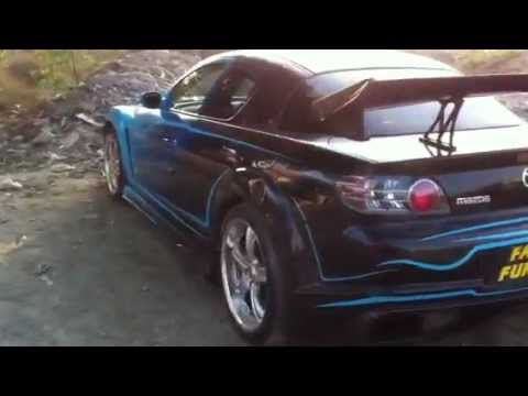 Fast And Furious Tokyo Drift Rx8 Youtube