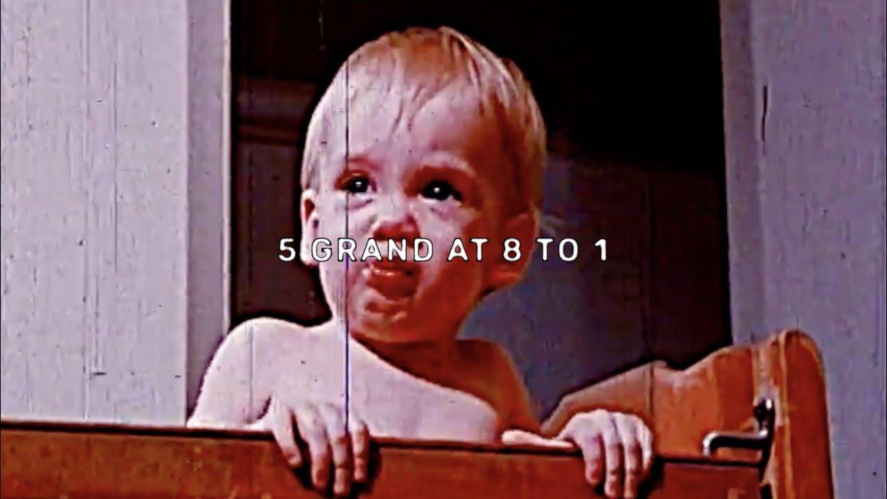 Download $UICIDEBOY$ - 5 Grand at 8 to 1 (Lyric Video)
