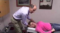 Neck Pain Adjustment, Pinellas Park Florida Best Chiropractor, Back Pain