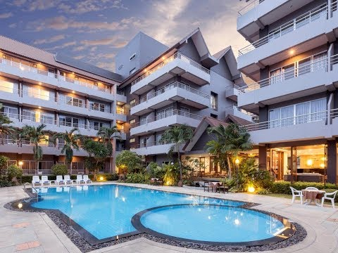 Thailand, Pattaya. The Holiday Resort Pattaya 4*