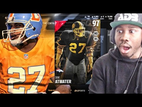 CHAMPIONSHIP PACK OPENING! SUPER BOWL ATWATER! Madden 16 Ultimate Team Gameplay Ep. 35