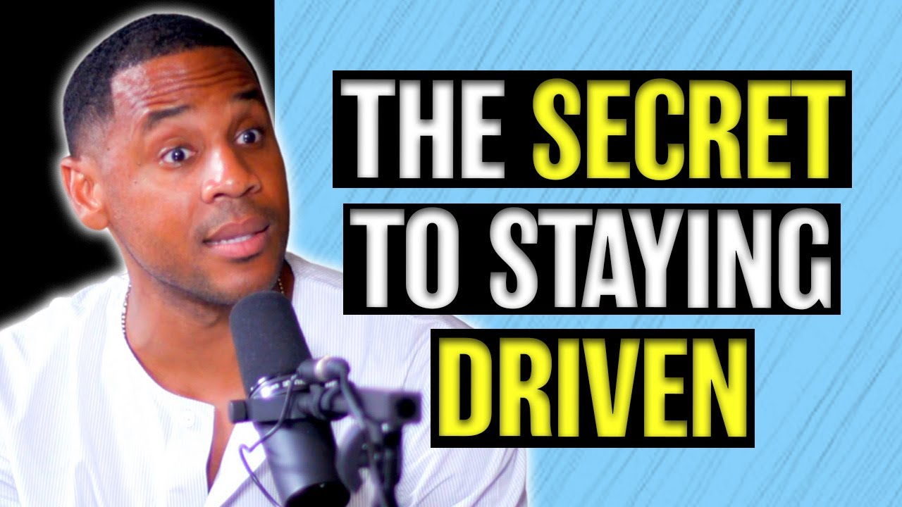 E90: Reggie Yates Reveals The Secret To Staying Driven & Reaching Your Potential