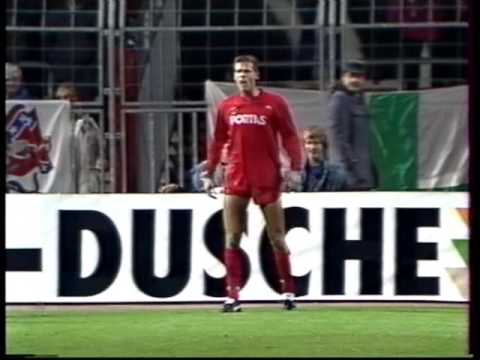 19911023 Werder Bremen-FTC 3-2