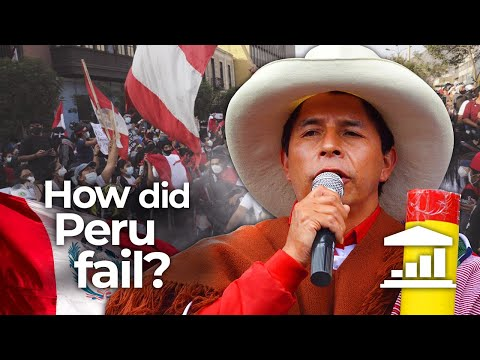 How did PERU GO WRONG? The great PROMISE of LATIN AMERICA - VisualPolitik EN