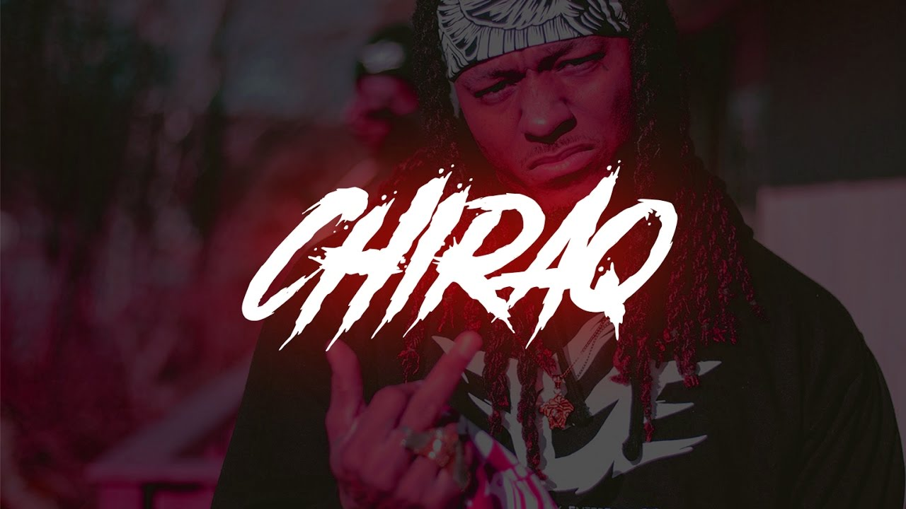 CHIRAQ' Offbeat Freestyle Booming 808 Trap Beat Rap