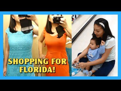 Shopping for Florida!