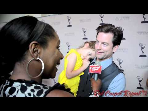 Michael Muhney at the 40th Annual Daytime Emmy Awards Nominee Reception @michaelmuhney