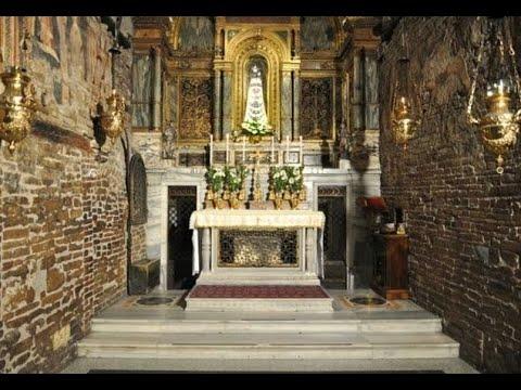 09/05 Kinh Mân Côi tại Nhà thánh Loreto (Ý)