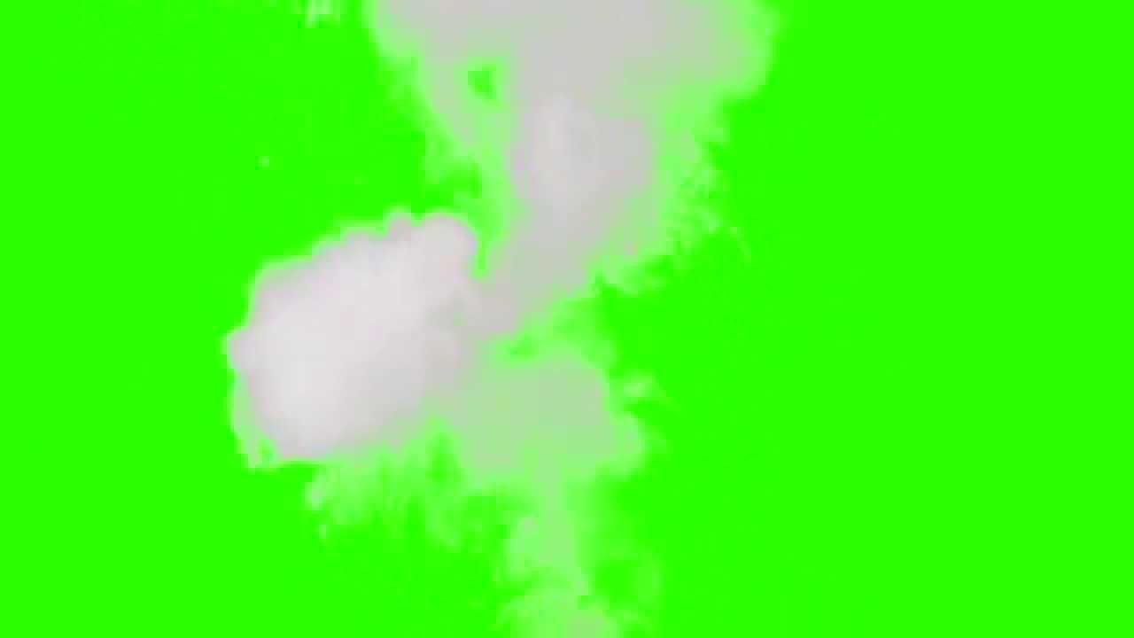 فيديو دخان بخلفية كروما للمونتاج 2 Youtube