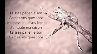 Maître Gims - Laissez-Passer (Lyrics)