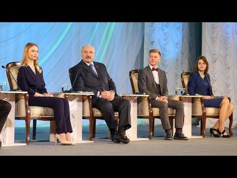 Лукашенко требует усовершенствовать систему выявления молодых талантов в Беларуси