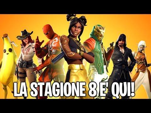 LA STAGIONE 8 E' QUI! PASS BATTAGLIA 8 GRATIS! STAGIONE A TEMA PIRATI! By FortuTheGamer