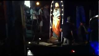 La processione delle barche per la Maddalena