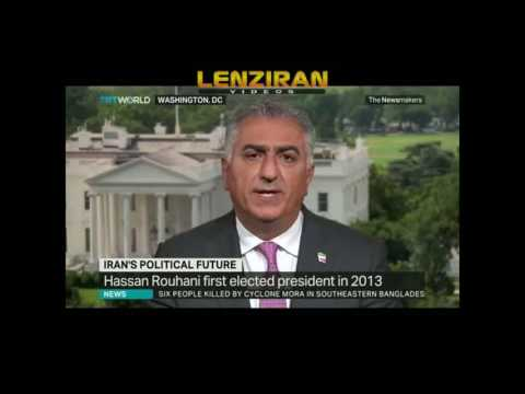 Interview of English language channel of Turkish TV prince with Reza Pahlavi